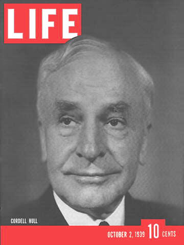 Cioccahistory Cordell Hull Reciprocal Trade Agreements